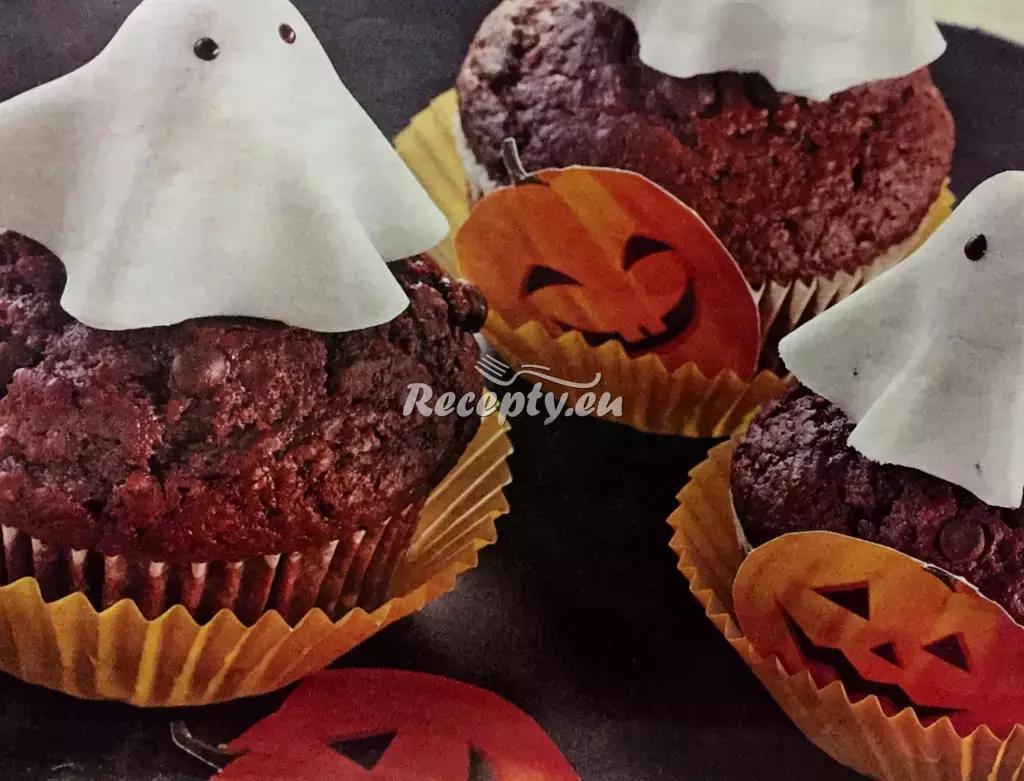 Halloweenské strašidelné muffiny recept  recepty pro děti  Recepty ...