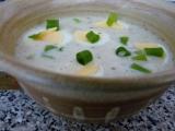 Lehká polévka ze syrovátky a podmáslí recept