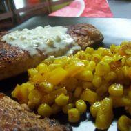 Žlutá zeleninová příloha recept