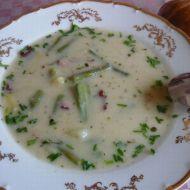 Fazolková polévka s uzeným masem recept