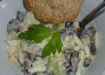 Kuskus salát s klíčky recept