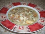 Květáková polévka s noky nejen pro nejmenší recept