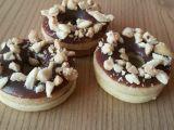 Nutellovo  arašídové kroužky recept
