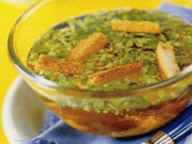 Bylinkové polévky  bio