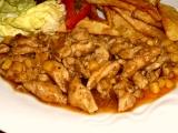 Kuřecí kousíčky s kukuřicí recept