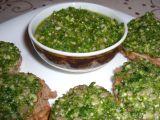 Pesto z rukoly (rokety) recept