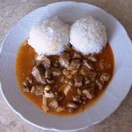 Ragú z vepřového masa recept