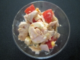 Salát s krůtím masem recept