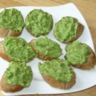 Domácí avokádová pomazánka recept