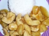 Kuřecí nudličky s ananasem recept