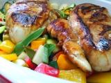 Kuskus se zeleninou, bylinkami a kuřecím masem recept ...