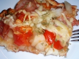 Pizza Miami recept