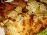 Zapečené bylinkové brambory recept