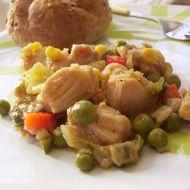 Zdravé kuřecí nudličky recept