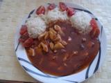 Kuřecí nudličky po Sečuánsku recept