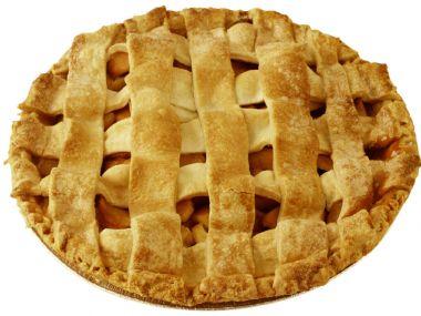Jablečný koláč (Apple pie)