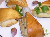 Česnekové buchty recept