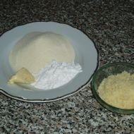 Drobenka na koláč recept