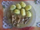 Vepřová plec na zavařených hříbkách recept