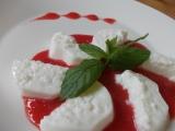Sladké Caprese  Caprese dolce recept