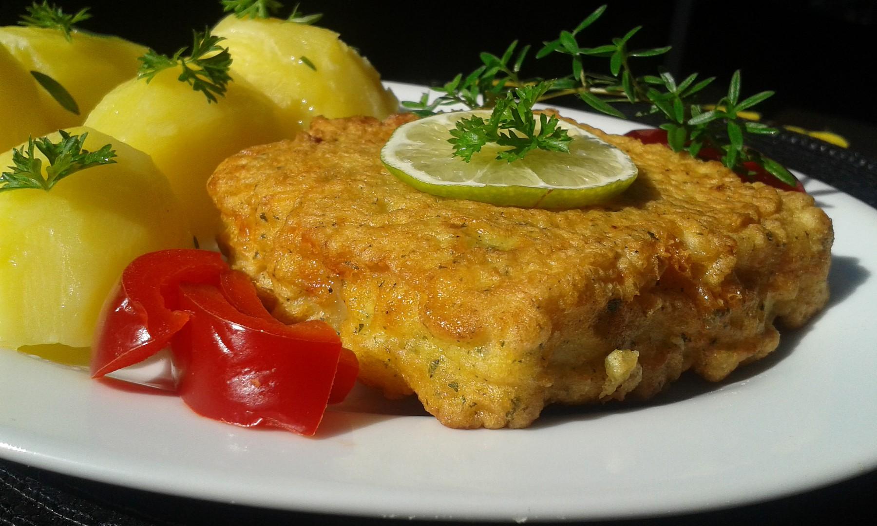Rybí filé v těstíčku recept