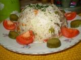 Kachní rizoto se zeleninou recept
