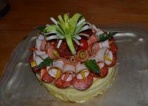Babiččin chlebový dort recept