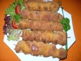 Smažené chalupářské ražniči recept