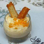 Krém z kaki Persimon Bouquet recept