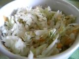 Rychlý zeleninový salát recept