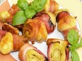 Eviny roládky s bazalkovým pestem recept