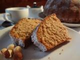 Ořechová bábovka z třtinového cukru recept