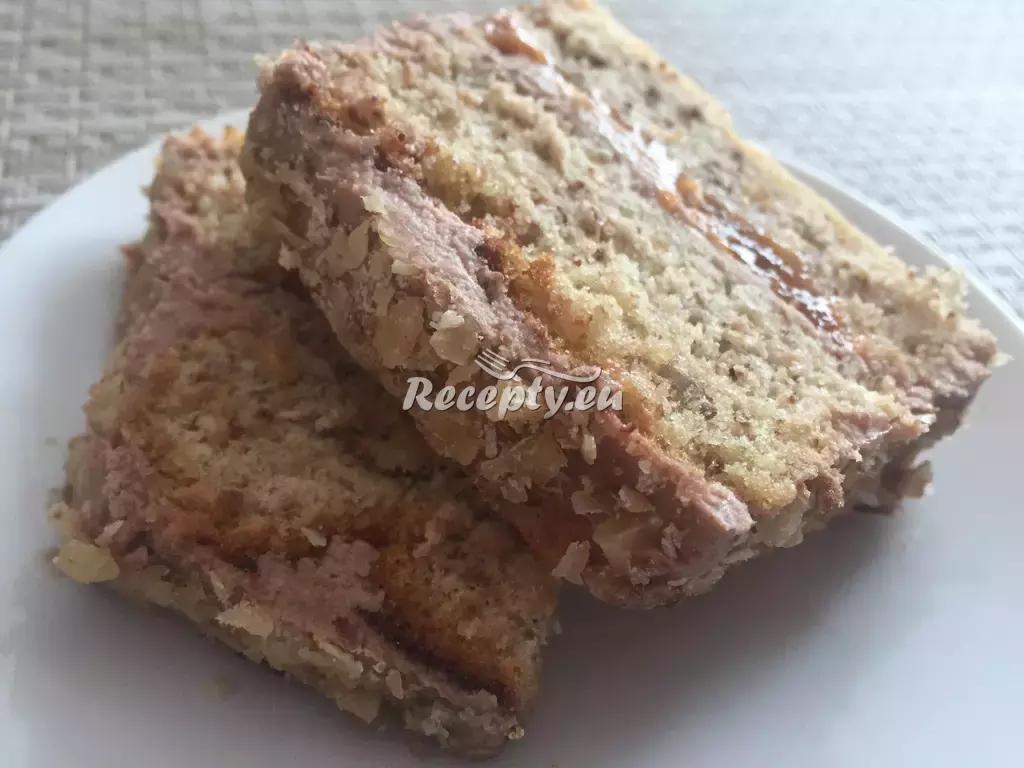 Ořechová dobrota recept  dezerty