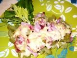 Zapečený řapíkatý celer recept