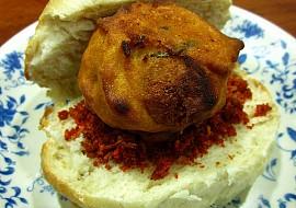 Vada pav  indicky snack recept