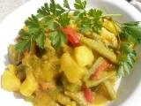 Fazolkové kari recept