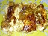 Cannelloni s tvarohem a špenátovou omáčkou recept