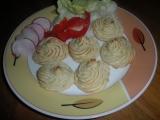 Sváteční bramborové pusinky recept