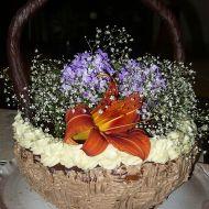 Květinový košík recept