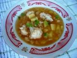 Květáková polévka s bramborami recept