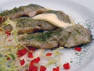 Vařená ryba na lešo