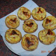 Muffinky z listového těsta recept