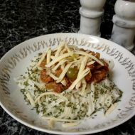 Rýžové nudle s tuňákem ala Pavel recept