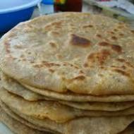 Indické placky čápátí recept