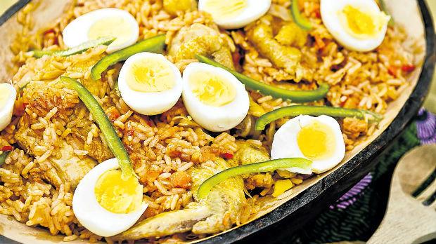 Jollof rýže