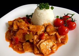 Vepřové maso na thajský způsob recept