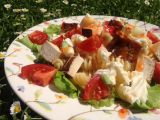 Letní fresh salát recept