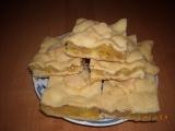 Královské jablkové řezy recept