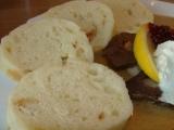 Jemné domácí houskové knedlíky recept