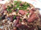 Kroupy s fazolemi na slanině nebo špeku recept